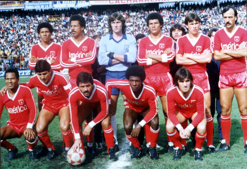 America de Cali in 1983