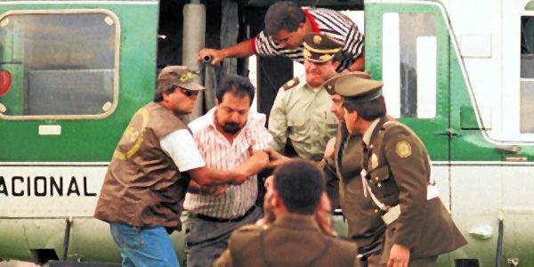 Gilberto Rodriguez captured