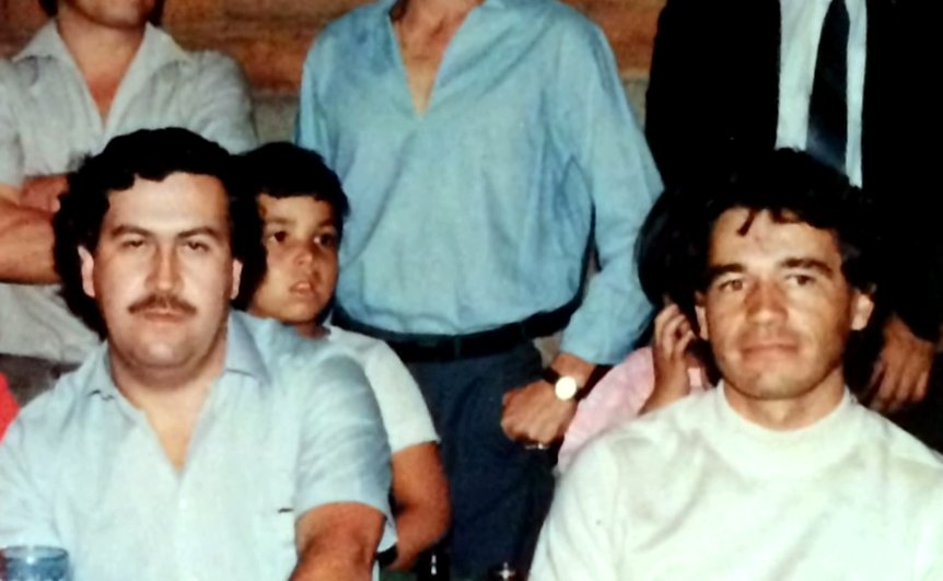carlos lehder and pablo escobar