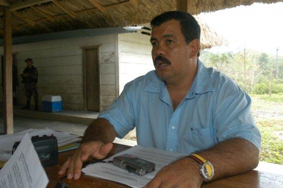Don Berna in Medellín