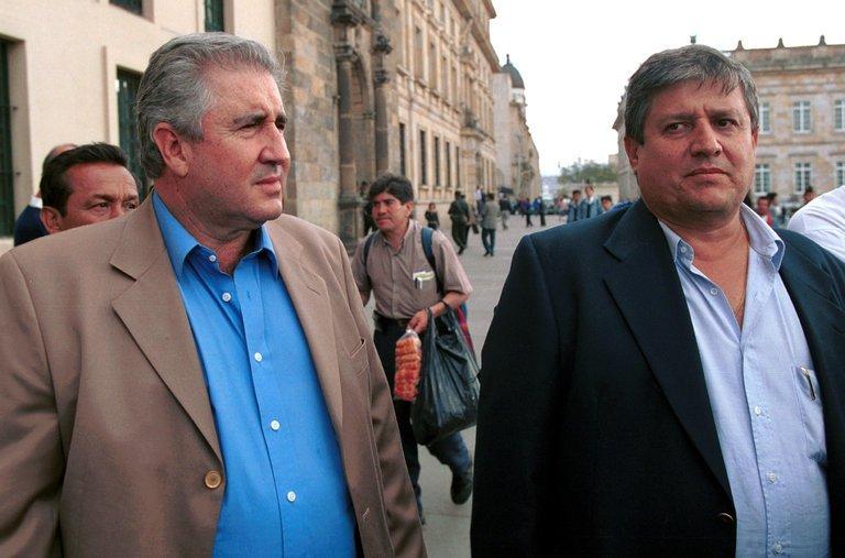 Juan David and Jorge Luis Ochoa