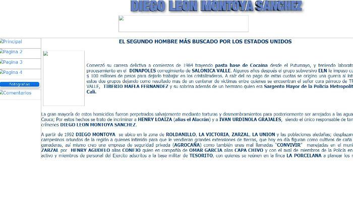 Wilber Varela web site