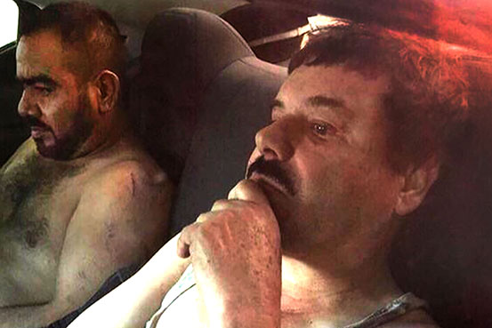 El chapo third arrest