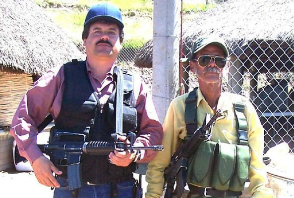 the beginnings of el chapo guzman in drug trafficking