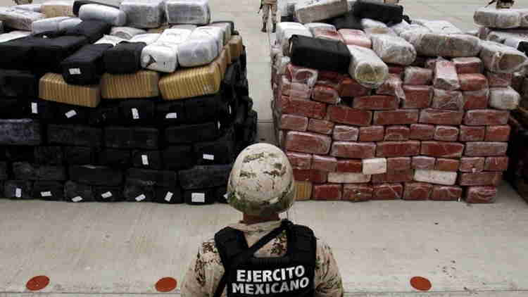Causes of Drug Trafficking in Mexico